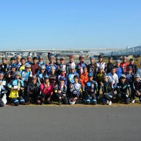 あらかわサイクリング秋開催しました!