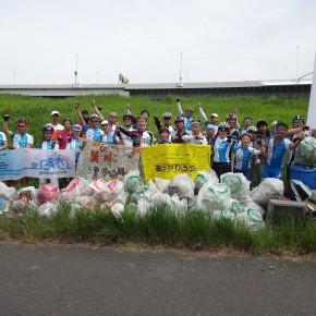 2014年8月24日(日)グッチャリサイクリング2014年夏!が開催されました。