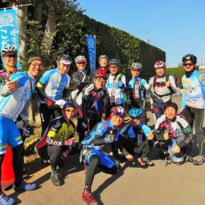 2014年11月22日(土)グッチャリ サイクリング2014秋!