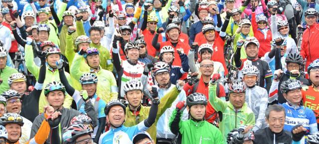 2015年10月11日(日)第4回ツール・ド・三陸 開催レポート(大会ホストライダー:日向涼子)