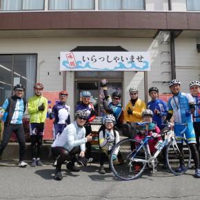 2017年4月2日(日) 初進出! 三浦半島マナーアップサイクリング