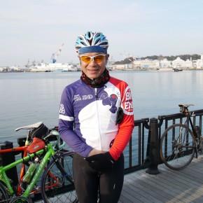 BIG-ENDの掛田さん。コース策定にもご協力いただきました。
